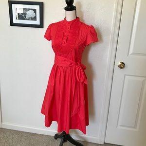Eliza J Vintage Style Dress